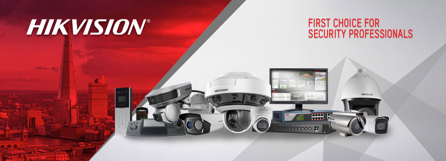 HIKVISION IP CCTV | HIKVISION Installers Nottingham | HIKVISION EASY